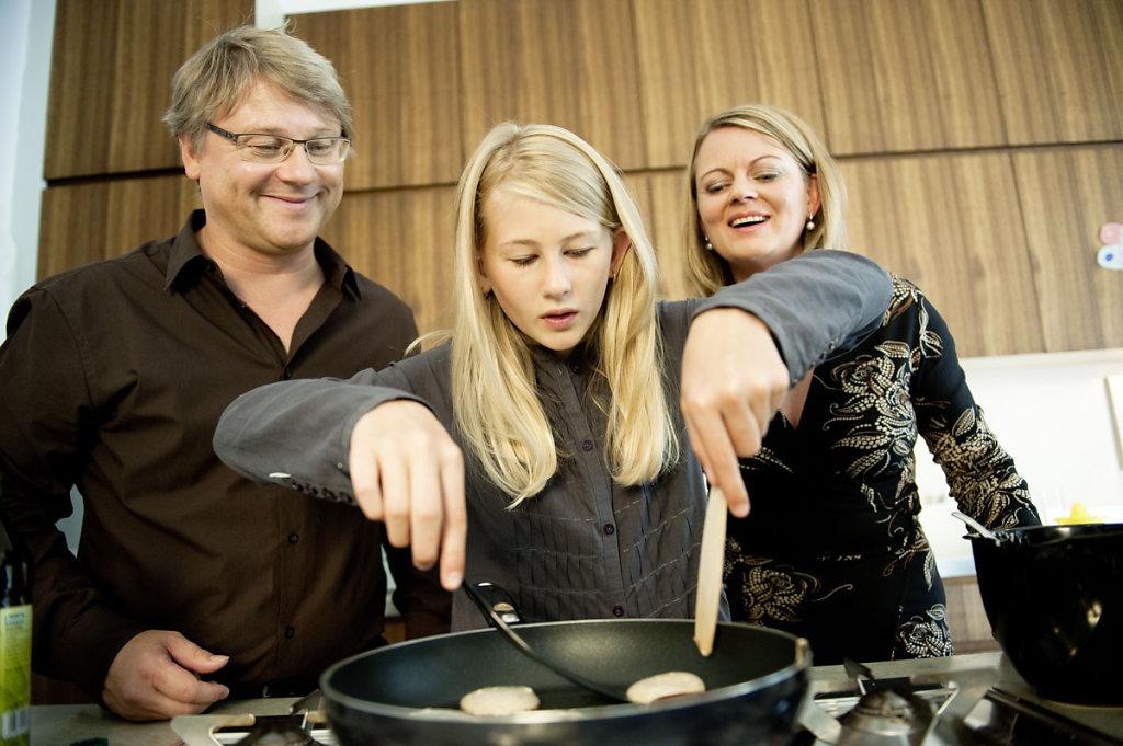 Kochshooting für NORDSEE Nr.3